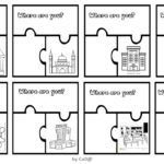 3.7 Where are you? Puzzle worksheet