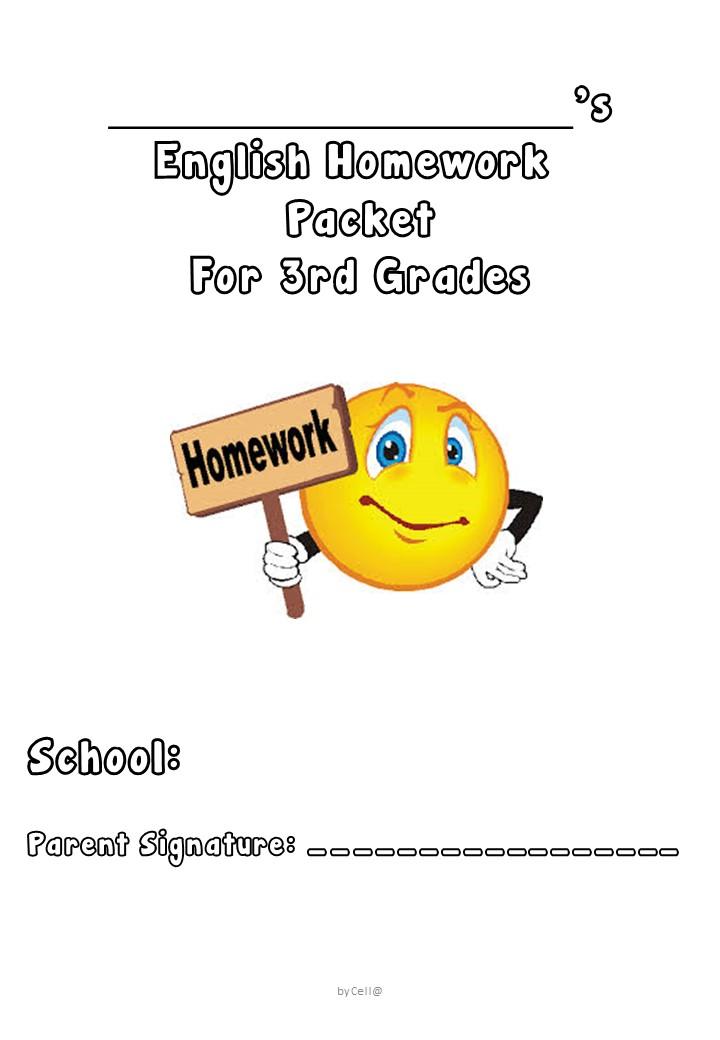 3.Sınıf Ödev Paketi