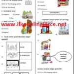 3.Sınıf 7.Ünite Değerlendirme Testi