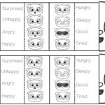 Feelings Panda Worksheets