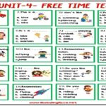 Free Time Test