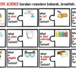 Fun with Science Puzzle Worksheet