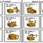 Where is the monkey? Worksheets pack