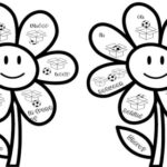 Prepositions Flower