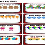 Toys and Games Worksheets