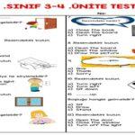 2.Sınıf 3-4.Ünite Testi (25 Soruluk)