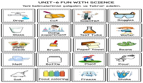 Fun With Science New Words