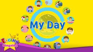 4.Sınıf 5.Ünite My Day Video